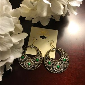 Stunning Amrita Singh earrings